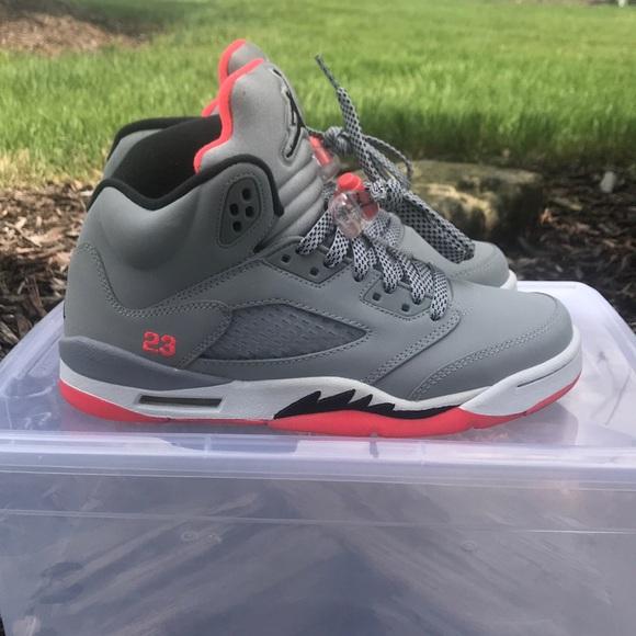 6e4c062fe56 Jordan Shoes   5 Retro Hot Lava   Poshmark
